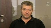 מוטי מורל מתראיין בחדשות ערוץ 2 (צילום מסך)