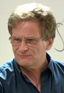 פרופ' דני גוטוויין (צילום מסך מתוך הסדרה)