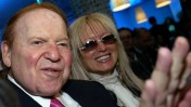 Sheldon & Miriam Adelson. Photo by Olivier Fitoussi