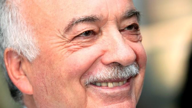 """בעל השליטה בעיתון """"גלובס"""", אליעזר פישמן (צילום: משה שי)"""