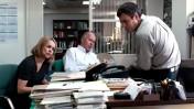 """מתוך הסרט """"ספוטלייט"""": חברי צוות התחקירנים של ה""""בוסטון גלוב"""" (צילום מסך)"""