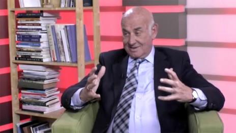 """יעקב פרי בראיון שפורסם ב-ynet לקראת """"יום המדע"""" (צילום מסך)"""