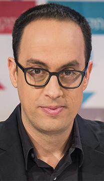 ניב רסקין (צילום: שני צדיקריו, הטלוויזיה החינוכית)