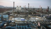 מבט על אזור התעשייה במפרץ חיפה, 2012 (צילום: אבישג שאר-ישוב)