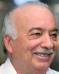 """בעל השליטה לשעבר ב""""גלובס"""" אליעזר פישמן (צילום: משה שי)"""