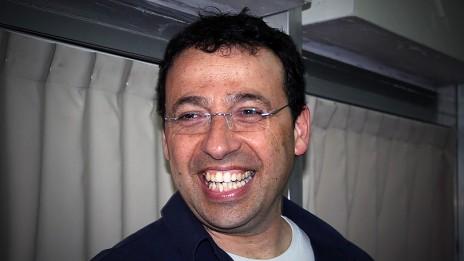 רביב דרוקר, כנס תל-אביב לתקשורת, 10.3.2016 (צילום: אורן פרסיקו)