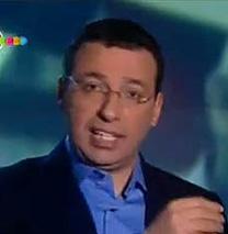 עיתונאי ערוץ 10 רביב דרוקר (צילום מסך)