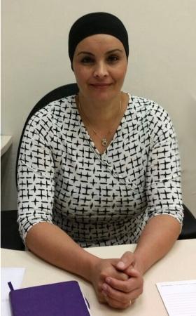 "ד""ר נוזהה אלאסד אלהוזייל (צילום: A-list)"