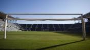 שער. אצטדיון טדי בירושלים (צילום: יונתן זינדל)