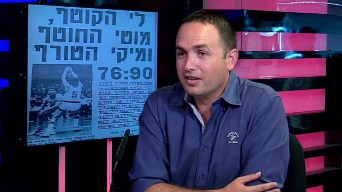 חנן תומר (צילום מסך מערוץ הספורט)