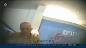 איש העסקים מאיר שרבט מצולם במצלמה נסתרת בפגישה עם מתן חודורוב, מתוך הכתבה בערוץ 10