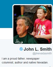 ג'ון ל. סמית (מתוך חשבון הטוויטר שלו)