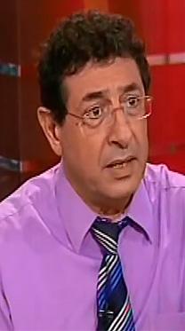 """ד""""ר רמזי חלבי (צילום מסך)"""
