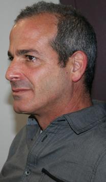 אבי זילברברג בבית-המשפט המחוזי בתל-אביב, 19.5.16 (צילום: אורן פרסיקו)