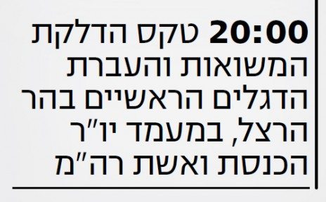"""""""ישראל היום"""", 11.5.16"""