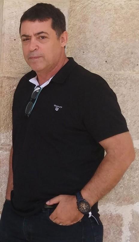 """בן כספית בבית-משפט השלום בירושלים, 7.6.16 (צילום: איתמר ב""""ז)"""
