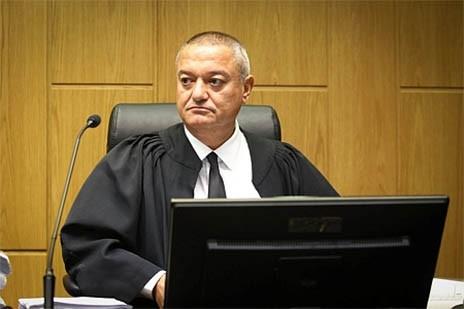 השופט חאלד כבוב (צילום: עמי שומן)