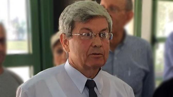 פרופ' אלכסנדר גרינשפון, מנהל המרכז לבריאות הנפש שער מנשה