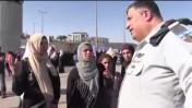 מתאם פעולות הממשלה בשטחים, אלוף יואב (פולי) מרדכי, נראה בסרטון שפירסם בדף הפייסבוק שלו (צילום מסך)