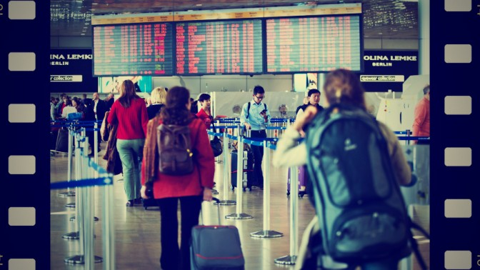 נמל התעופה בן-גוריון (צילום מקורי: משה שי, פלאש 90)