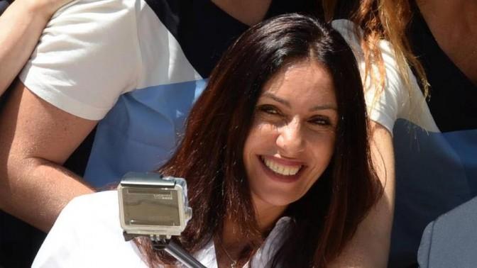"""השרה מירי רגב (צילום: מארק נימן, לע""""מ)"""