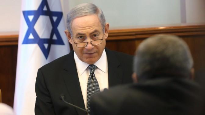 ראש הממשלה ושר התקשורת, בנימין נתניהו. ירושלים, 17.7.16 (צילום: אלכס קולומויסקי)