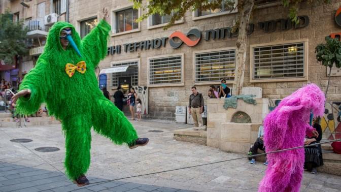 ירושלים, אוגוסט 2016 (צילום: זאק וייסגרס)