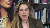 """דניאל ברין, כתבת ה""""ג'ואיש ג'ורנל"""" (צילום מסך)"""