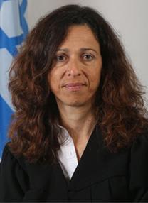 השופטת רות רונן (צילום: דוברות בתי המשפט)