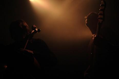 """מופע """"פוקחים עין"""" בבארבי, תל-אביב, 27.11.16 (צילום: ענר טאוסיג)"""