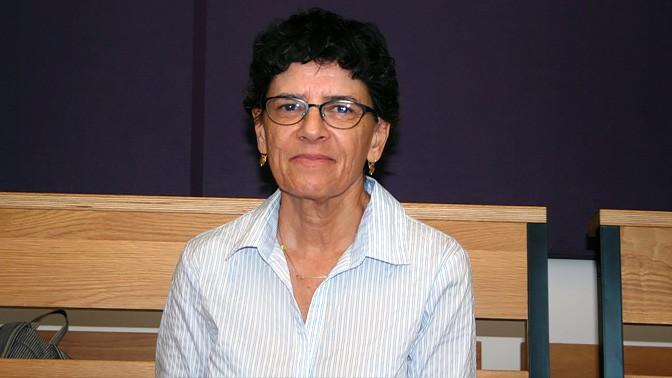 ענת סרגוסטי, בית-המשפט המחוזי בתל-אביב, 27.10.2016 (צילום: אורן פרסיקו)