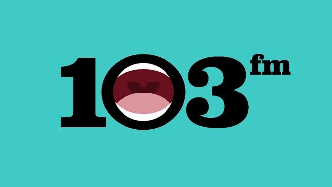 רדיו-ללא-הפסקה (103FM), סמליל התחנה