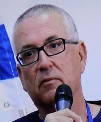 """אבי ברזילי, ראש מערכת החדשות בגלי-צה""""ל בתקופת ירון דקל (צילום מסך)"""