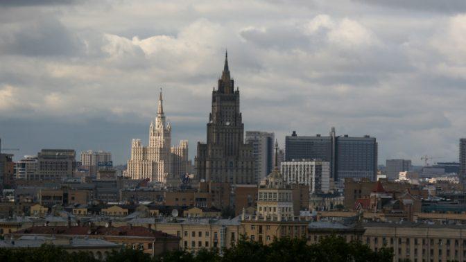 מוסקבה (צילום: אנה קפלן)