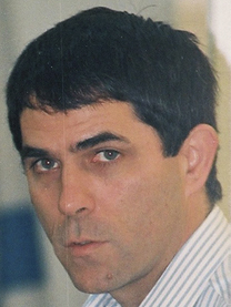 ארנון (נוני) מוזס, 1994 (צילום: משה שי)
