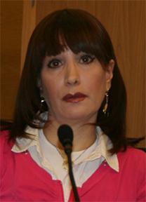 העיתונאית שרי רוט (צילום: אורן פרסיקו)