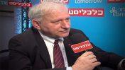 """יו""""ר בנק הפועלים לשעבר יאיר סרוסי בראיון ל""""כלכליסט"""" (צילום מסך)"""