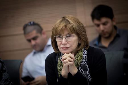"""ח""""כ יעל גרמן (צילום: מרים אלסטר)"""