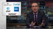 ג'ון אוליבר על נייטרליות רשת (צילום מסך)