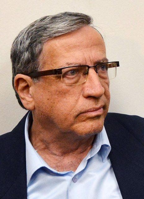 ראש עיריית רמת-גן, ישראל זינגר (צילום: פלאש 90)