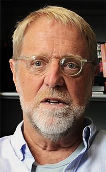 פרופ' ג'ונתן טפלין (צילום מסך)