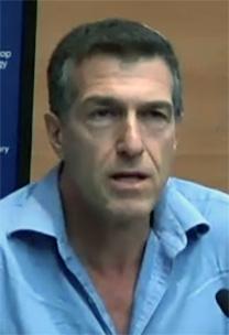 עקיבא תור, ראש חטיבת דתות ותפוצות במשרד החוץ (צילום מסך)