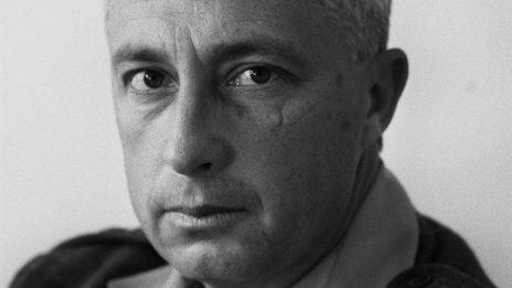 """אריאל שרון, 1966 (צילום: משה פרידן, לע""""מ)"""