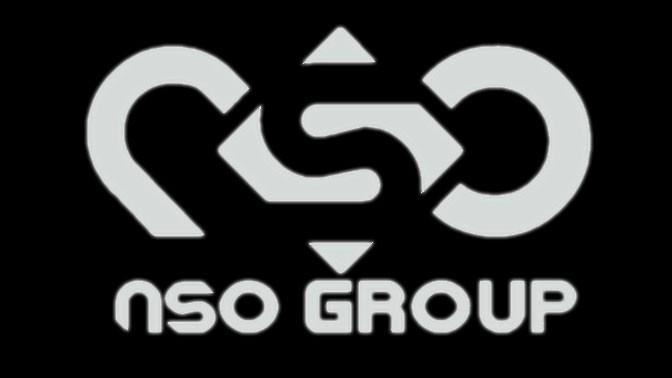 """לוגו NSO Group, חברת הסייבר והריגול הישראלית (עיבוד: """"העין השביעית"""")"""