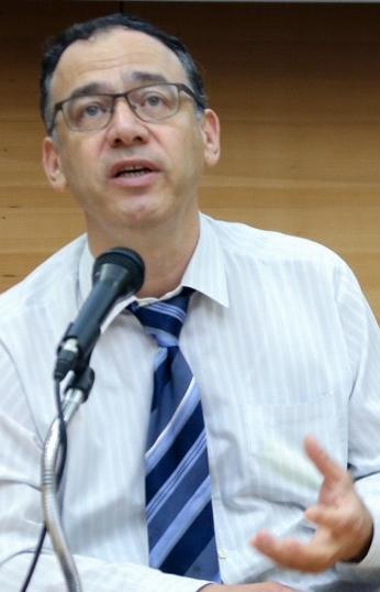 פרקליט המדינה, שי ניצן, בדיון על ההסתה המקוונת (צילום: פלאש 90)