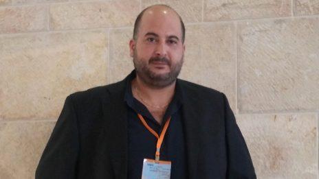 """דורי בן-ישראל קריו. הכנסת, 26.6.17 (צילום: איתמר ב""""ז)"""