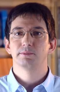 """ד""""ר גיא לוריא (צילום מסך)"""