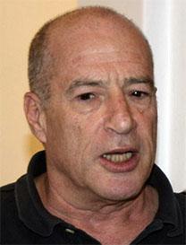 """דורון גלעזר, עורך """"מעריב"""" לשעבר (צילום: """"העין השביעית"""")"""