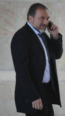 """יו""""ר ישראל ביתנו אביגדור ליברמן (צילום: קובי גדעון)"""