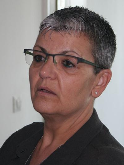 """מנכ""""לית המשרד לנושאים אסטרטגיים והסברה, סימה וואקנין-גיל (צילום: אורן פרסיקו)"""